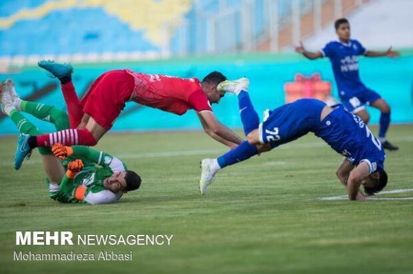 باخت نیمه اول تراکتور مقابل النصر عربستان